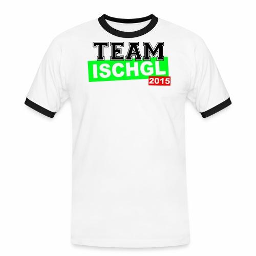 tschirt3 png - Männer Kontrast-T-Shirt
