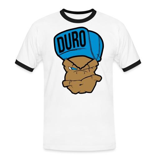Duro Mono - Camiseta contraste hombre