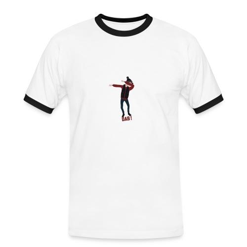 Dab! - Männer Kontrast-T-Shirt