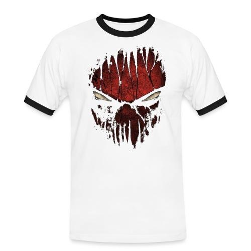 spyder man ( Vio ) - Men's Ringer Shirt