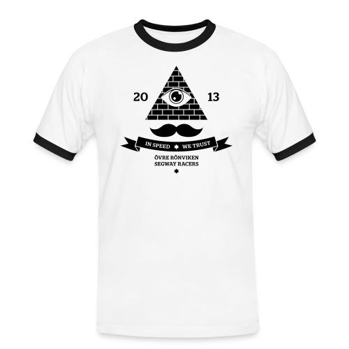 Segway Racers 6 ai - Men's Ringer Shirt