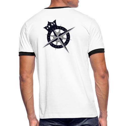 The Kings Fleet Cross - Men's Ringer Shirt