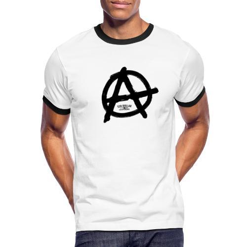 Anarchy - T-shirt contrasté Homme