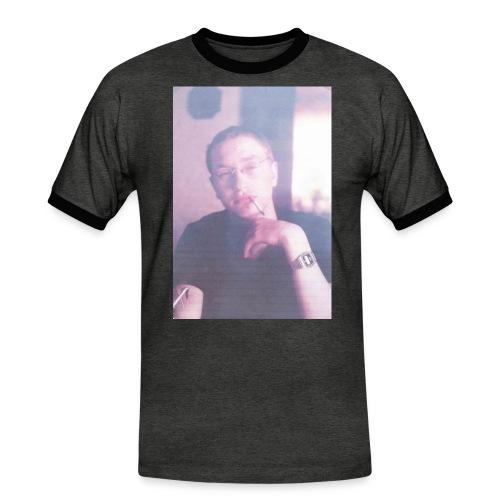 The 80's - Männer Kontrast-T-Shirt