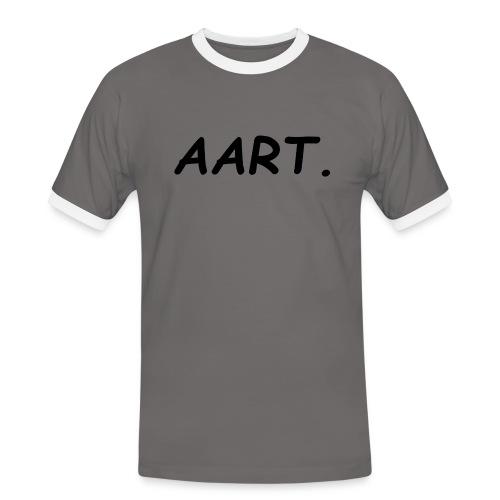 Aart - Mannen contrastshirt