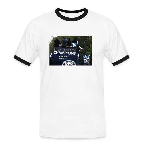 back2back - Men's Ringer Shirt
