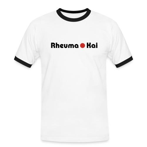 Rheuna Kai - Männer Kontrast-T-Shirt