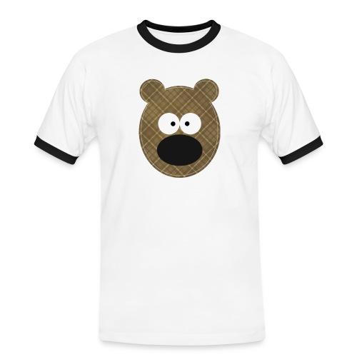 Little Bear - Maglietta Contrast da uomo
