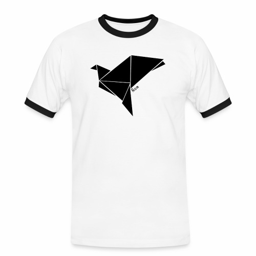 Origami - T-shirt contrasté Homme
