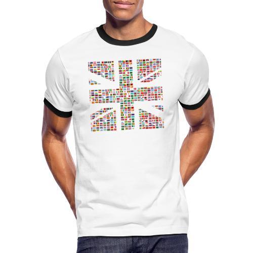 The Union Hack - Men's Ringer Shirt