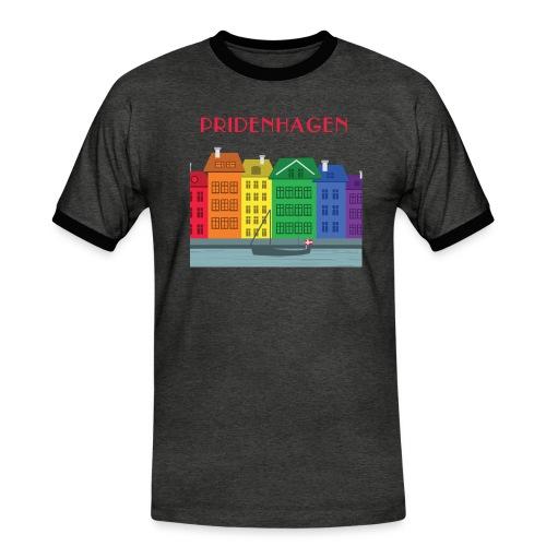 PRIDENHAGEN NYHAVN T-SHIRT - Herre kontrast-T-shirt