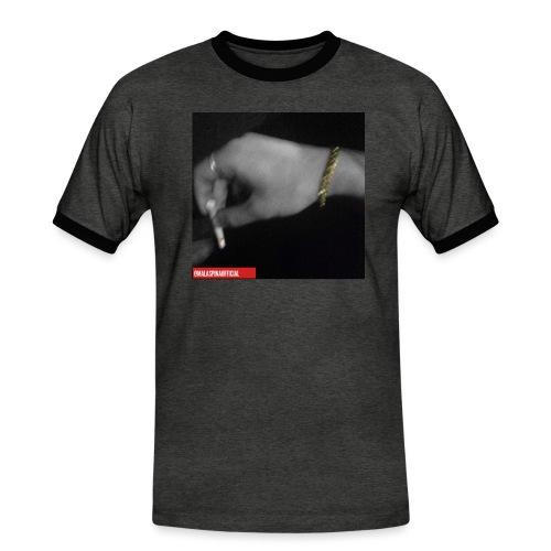 Malaspina | Classic Smoke - Maglietta Contrast da uomo