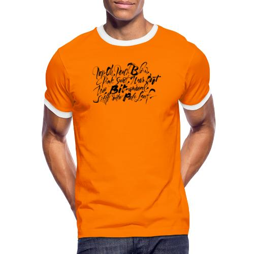 CocteauTwins Ivo T-shirt - Maglietta Contrast da uomo