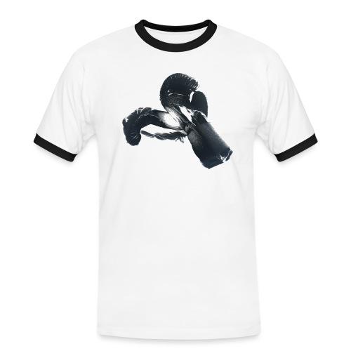 boxing gloves (Saw) - Men's Ringer Shirt