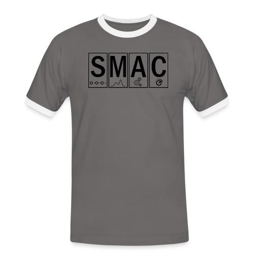 SMAC3_large - Men's Ringer Shirt