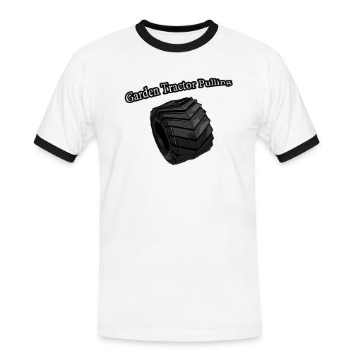 Pulling - Herre kontrast-T-shirt