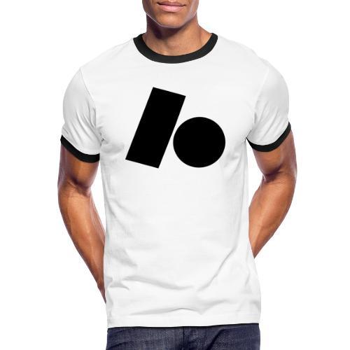 IO - Maglietta Contrast da uomo
