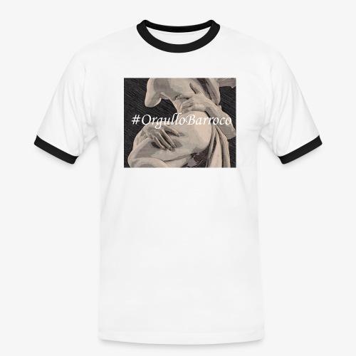 #OrgulloBarroco Proserpina - Camiseta contraste hombre