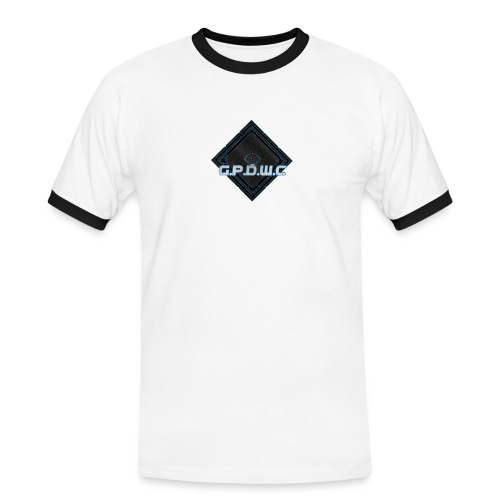 GPDWC - Herre kontrast-T-shirt