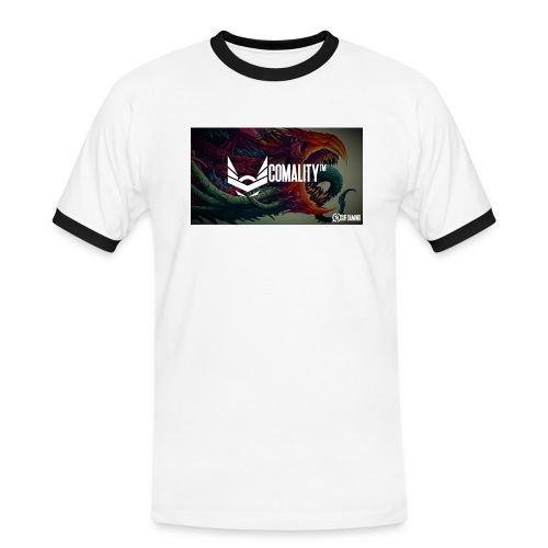 WRONG   Out off stock - Mannen contrastshirt