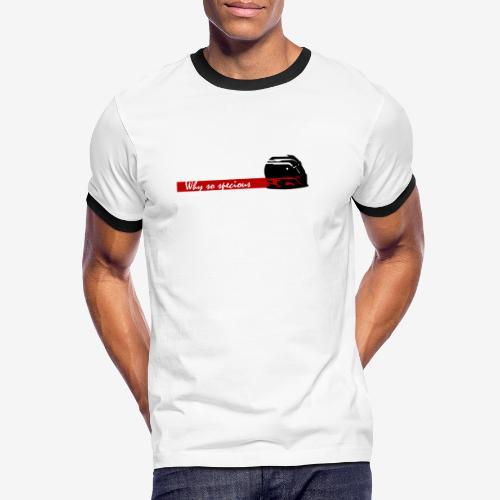 Specious Driver - T-shirt contrasté Homme