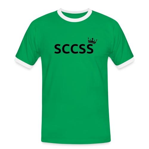 SCCSS - Mannen contrastshirt