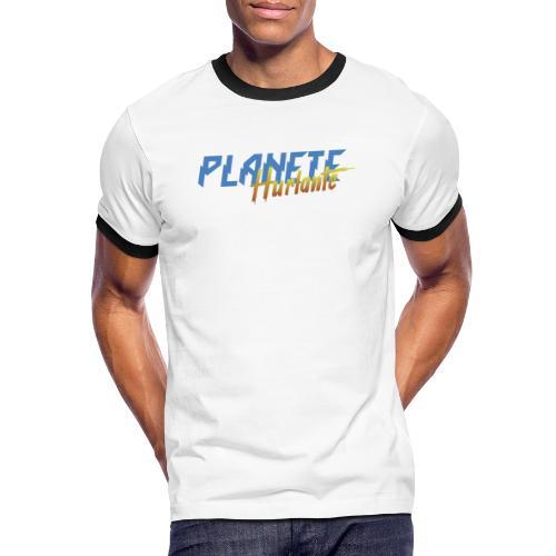 Produit officiel de Planete Hurlante - T-shirt contrasté Homme