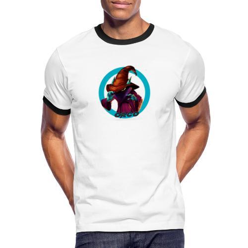 orcadiano 12 - Camiseta contraste hombre
