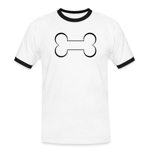 LeChien - Maglietta Contrast da uomo