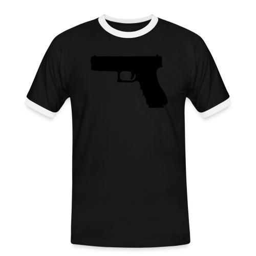 The Glock 2.0 - Men's Ringer Shirt