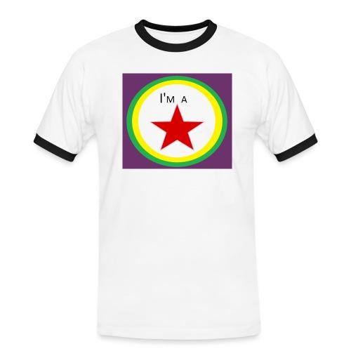 I'm a STAR! - Men's Ringer Shirt