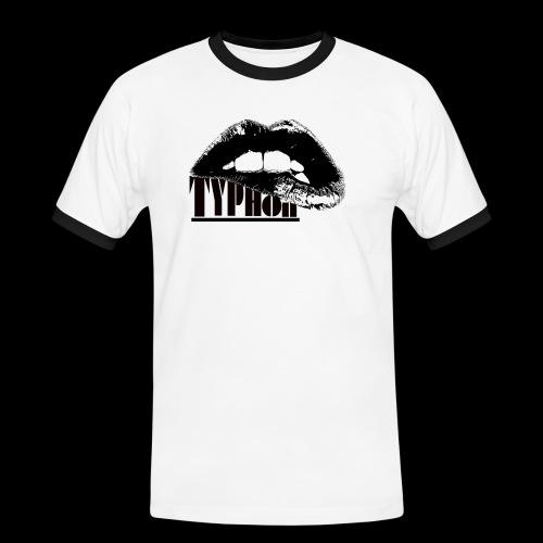 Typhon Original Logo - Men's Ringer Shirt