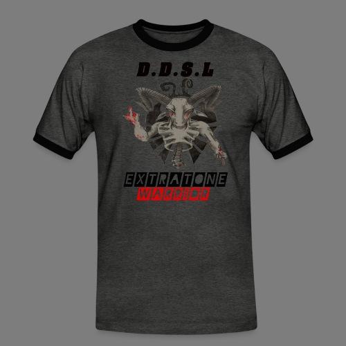 DDSL E W M.A.X - Mannen contrastshirt