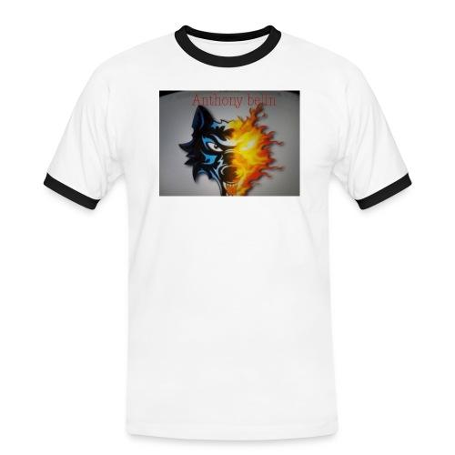 E44A4C12 938F 44EE 9F52 2551729D828D - T-shirt contrasté Homme