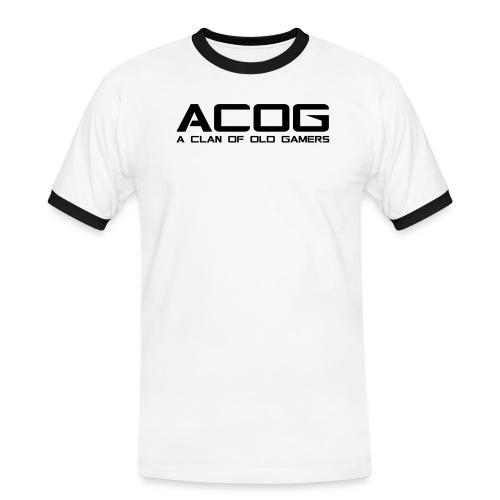 ACOG - Men's Ringer Shirt
