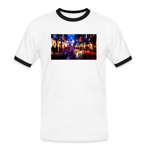 Flip Side Photography Amsterdam - Men's Ringer Shirt