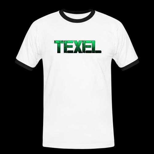 Texel - Mannen contrastshirt