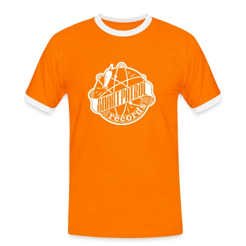 Smart Patrol Logo - Men's Ringer Shirt