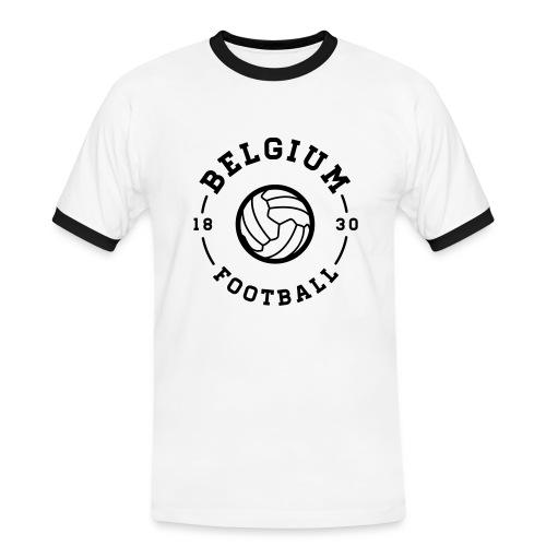 Belgium football - Belgique - Belgie - T-shirt contrasté Homme