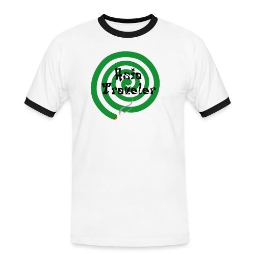 Asia Traveler - Men's Ringer Shirt