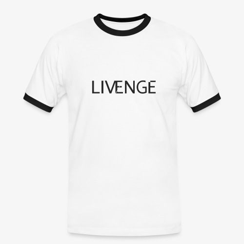 Livenge - Mannen contrastshirt