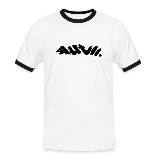 AHVII - Mannen contrastshirt