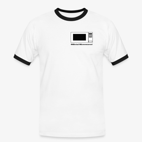 Official Microwaver! - Men's Ringer Shirt