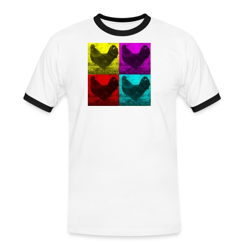 Cocks - Men's Ringer Shirt