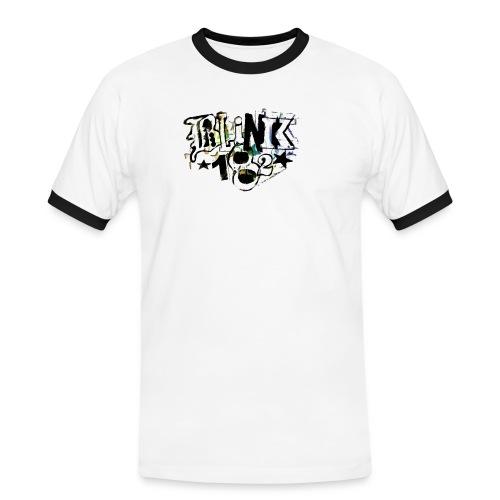 blink2 - Maglietta Contrast da uomo