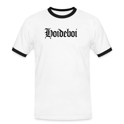 hoideboi - Mannen contrastshirt