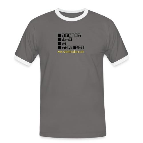 dwisrequired - Men's Ringer Shirt