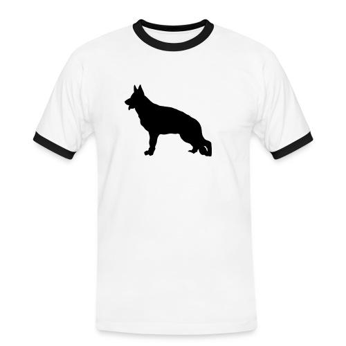 banoir test copie - T-shirt contrasté Homme