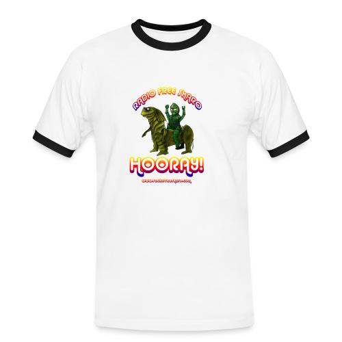 rfs hooray 2 - Men's Ringer Shirt