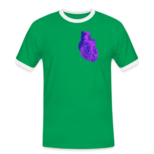 Neverland Heart - Men's Ringer Shirt